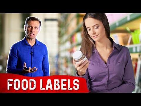 Stop Being Tricked Reading Food Labels