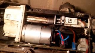 Ремонт заклинившего стояночного томоза (Ручника) Range Rover Sport 2008 Часть 8