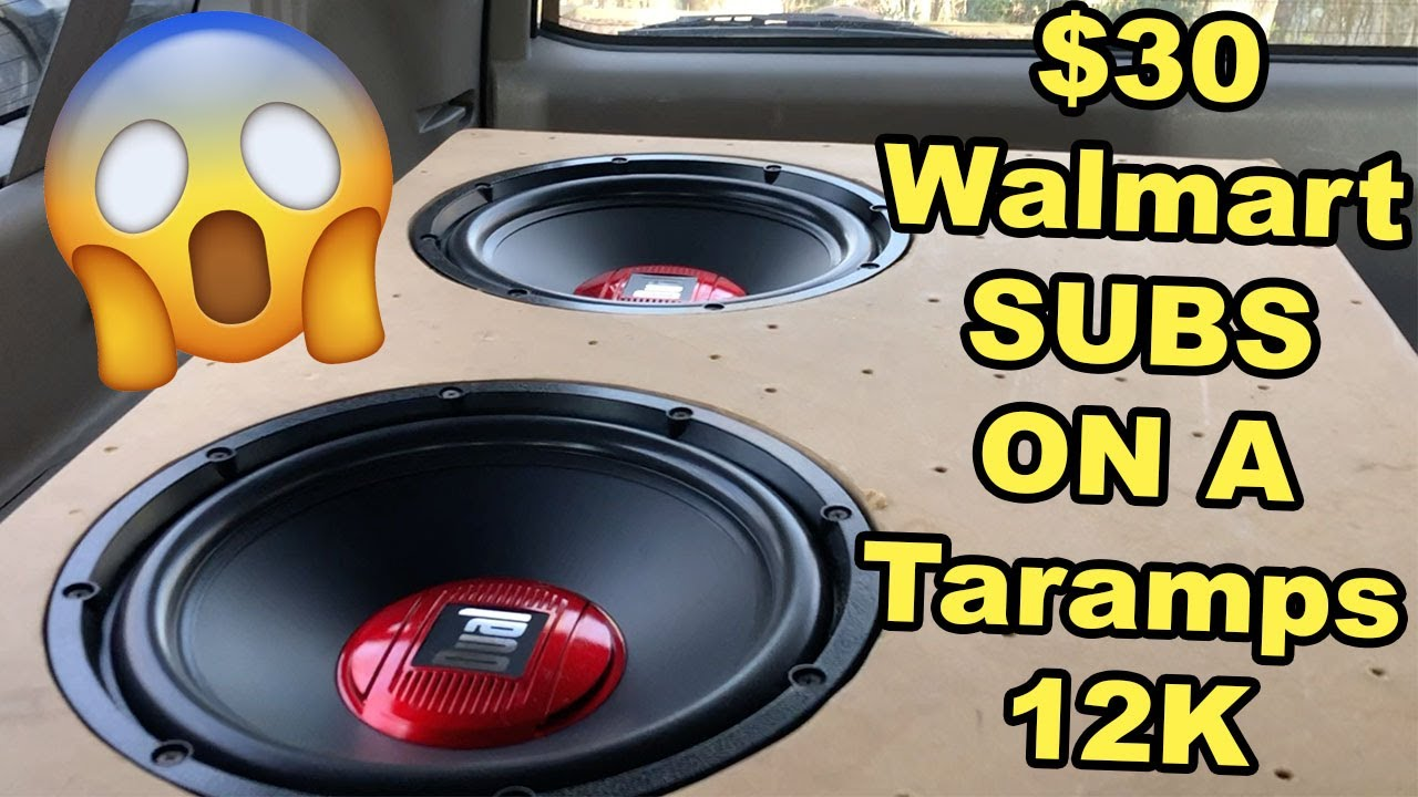 how to make subs louder