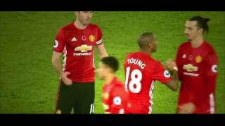 Michael Carrick vs Swansea City - 7 Nov 2016