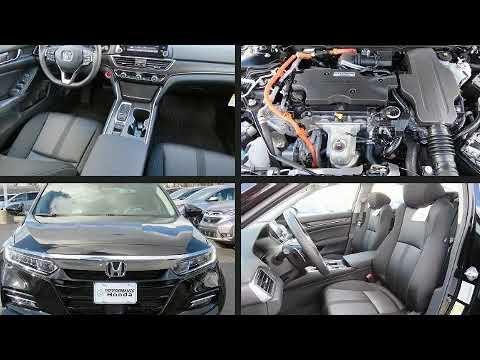 2019 Honda Accord Hybrid EX in Fairfield, OH 45014