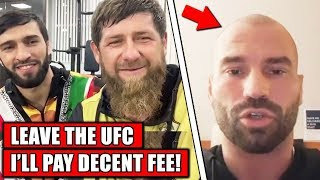 Artem Lobov leaving UFC to fight for Kadyrov in Russia if UFC cuts Tukhogov; UFC Moncton results