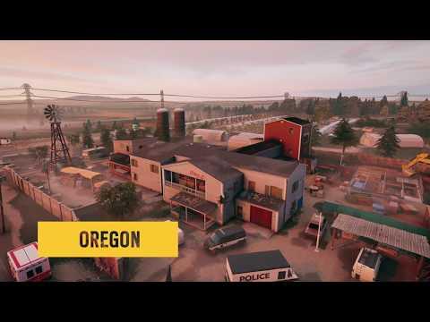 Oregon - Map Tour & Tips [Rainbow Six Siege]