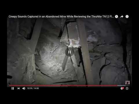 Creepy Sounds Captured in Abandoned Mine - DEBUNKED!
