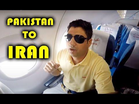Pakistan to Iran Flight via AirArabia (Review)