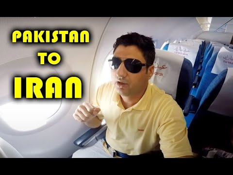 Pakistan to Iran Flight via AirArabia (Review)