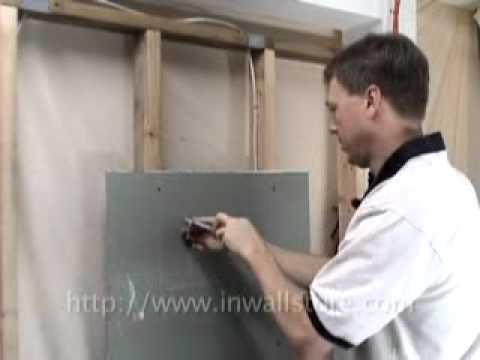 How To Install An Oversize Center Channel Speaker