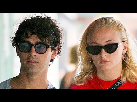 Sophie Turner Explains WHY She Was Crying in Public with Joe Jonas