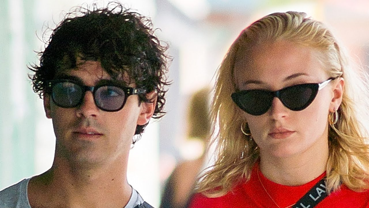 Sophie Turner explains why she was crying with Joe Jonas in public recommendations