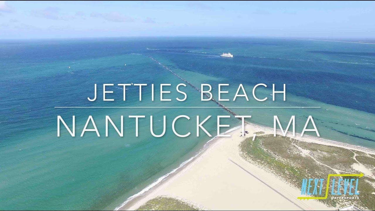 How To Kiteboard Jetties Beach Nantucket Ma Next Level Watersports