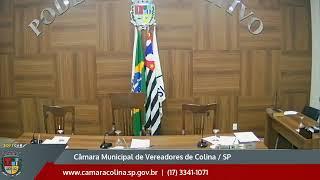 Câmara Municipal de Colina - 1ª Sessão Ordinária 03/02/2020