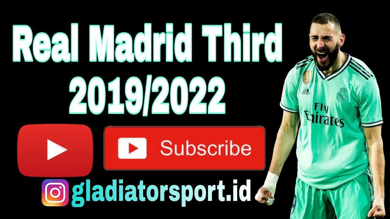 brand new c374b fb857 Real Madrid Away Kid 2019/2020