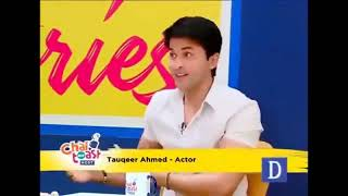 Actor Tauqeer Paul on Chai Toast interview