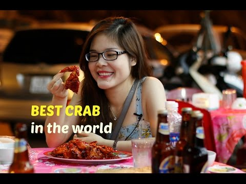 Best crab ever!!! | Summer Le
