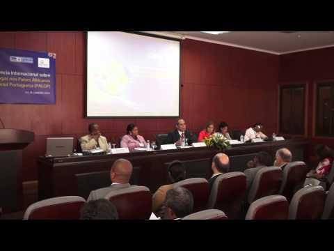 Speech of Manuel Cardoso