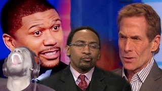 LOL DIDN'T YOU AVG 1.4 POINTS! TOP 10 MOMENTS OF SKIP BAYLESS GETTING OWNED REACTION