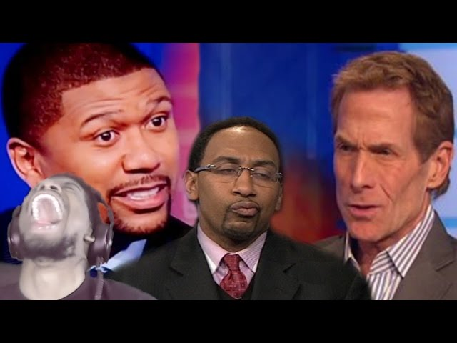 LOL DIDNT YOU AVG 1.4 POINTS! TOP 10 MOMENTS OF SKIP BAYLESS GETTING OWNED REACTION