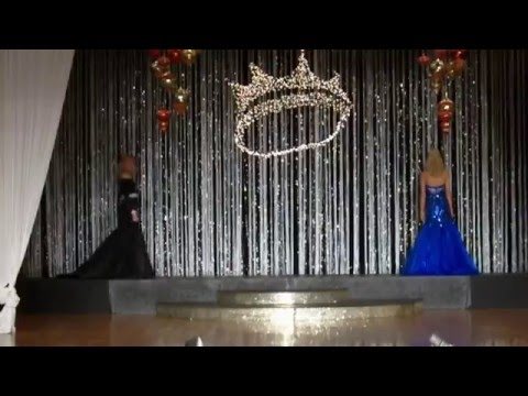 2015 Miss Magnolia State semi-finalists compete in casual wear and evening gown