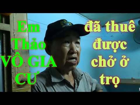 """Đi thuê nhà trọ tháng tại trung tâm Q10 cho em Thảo """" Vô Gia Cư """" dưỡng bệnh !"""