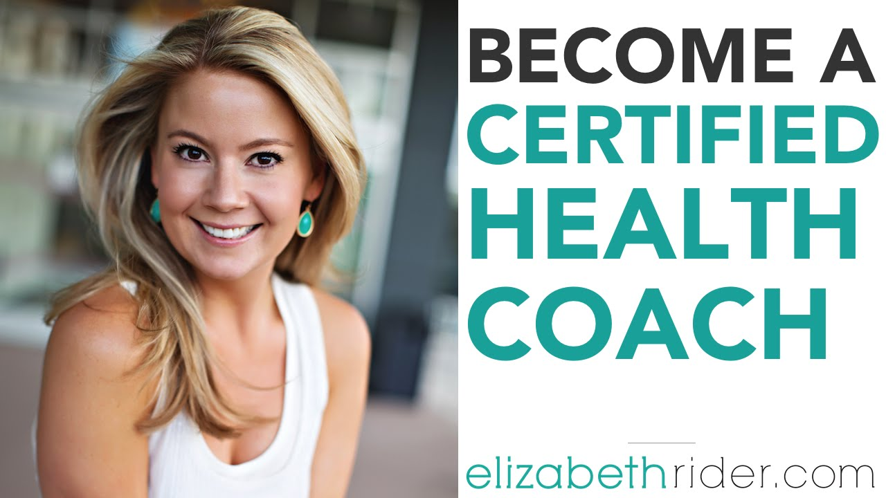 Become A Certified Health Coach Youtube