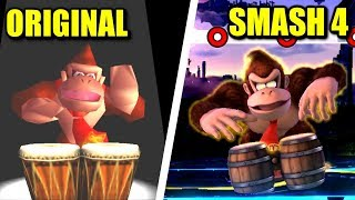 Super Smash Bros. 4 - Origin of All Final Smashes