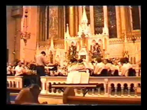 Faithful and True March -St Senans Brass Band Kilrush 1996