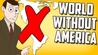 What If America Didnt Exist?! Hearts of Iron 4 HOI4