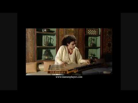 Maya Kanun player - Arabic Classical Music - Zikrayat