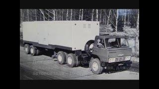 Как ЗИЛ стал КАМАЗом(Где, кем и когда были созданы первые автомобили Камского автозавода? История о том, как семейство будущих..., 2016-02-21T06:50:24.000Z)