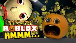 Roblox: HMMM... [Annoying Orange Plays]