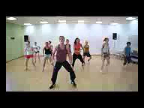 Latin Dance Aerobic Workout