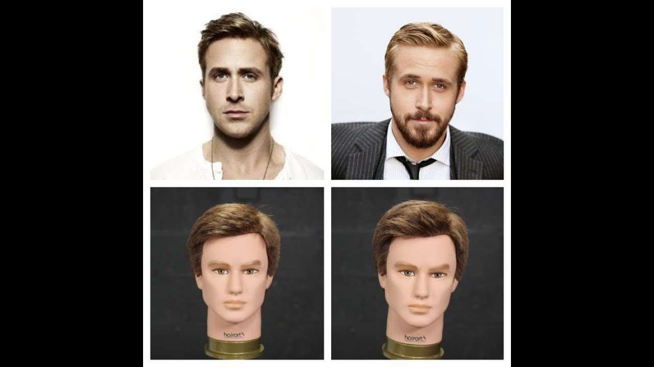 I think I'm going to get this Ryan Gosling haircut ...