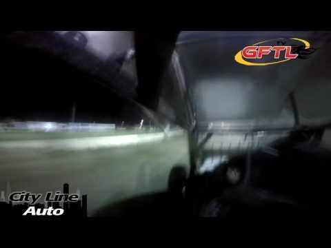 Billy VanInwegen @ Fonda Speedway 5/17/17 - Patriot Sprint Tour - GoPro -  DP Images