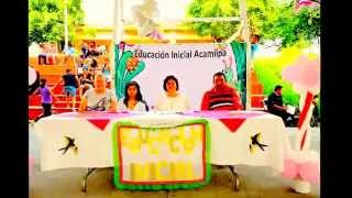 Educación Inicial Acamilpa -SEP-