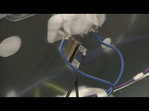 Thermal Fuse - Kitchenaid Electric Slide-In Range Model #KSEB900ESS2