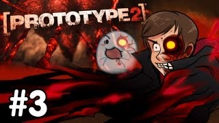 Prototype 2 - Walkthrough Part 3 - WOLVERINE CLAWS!! (Xbox 360/PS3/PC HD Gameplay & Commentary)