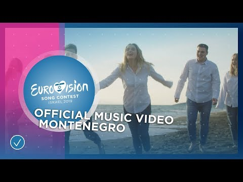 D mol - Heaven - Montenegro 🇲🇪 - Official Music Video - Eurovision 2019