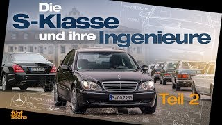 The S-Class and Its Engineers: from W126 to W221 (German)