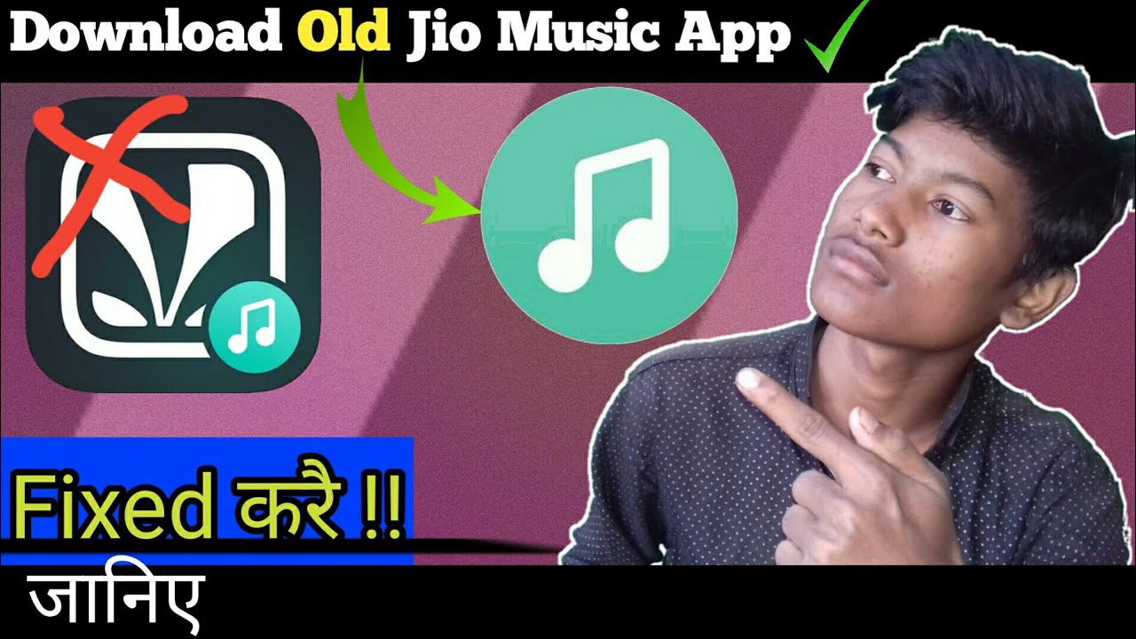 Old Jio Music App | How to install Old jio Music App | Download Jiosvaan  Old Version Jio music Apk