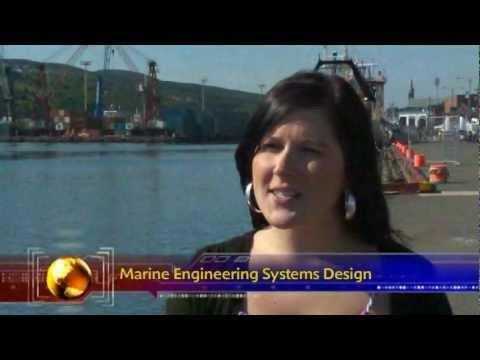 Marine Institute MESD graduate.