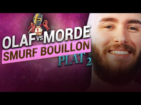 Vidéo d'Alderiate : [FR] ALDERIATE & AKABANE - SMURFING BOUILLON - OLAF VS MORDEKAISER - OH LE CLUTCH