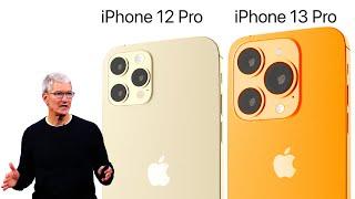 iPhone 13 vs iPhone 12s