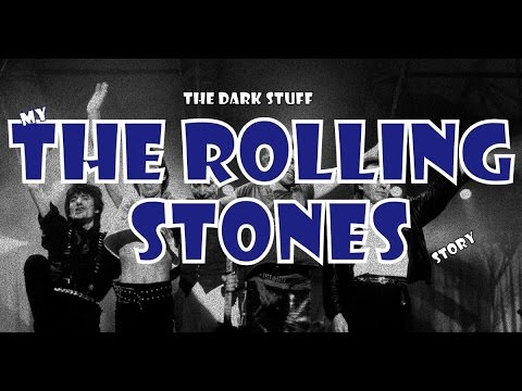 Dark Stuff #135 - That Time I saw The Rolling Stones in 1989 in Oakland (and lived to tell about it)