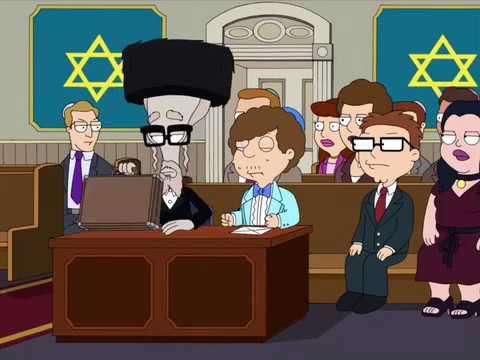 American Dad: Roger's Persona, Herschel Herschbaum (jewish lawyer)