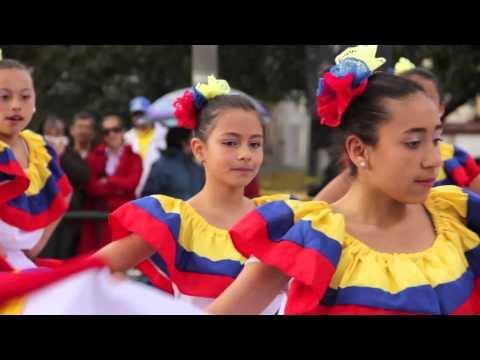 """EFAPA - Danza Juvenil. """"La invitación - Jorge Celedón"""" Coreografía: Yurida García"""