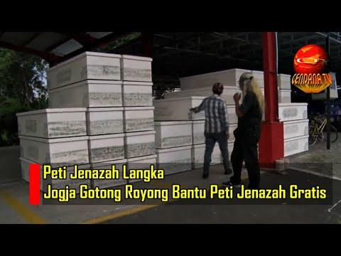 AKSI MORAL BANTU PETI JENAZAH COVID-19
