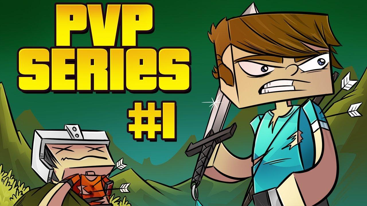 Minecraft pvp 1