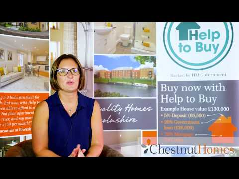 How do I apply to the Help to Buy Scheme? (With captions)