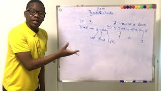 Chords and Triads in Music - Music Theory and Practicals