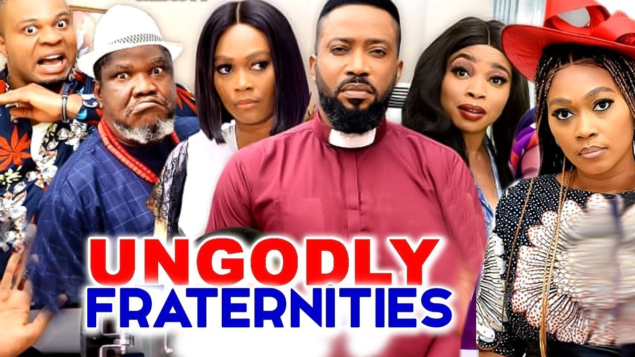 Download UNGODLY FRATERNITIES (SEASON 7&8) Fredrick Leonard 2021 New Trending Latest Nigerian Movie Full HD